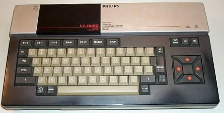 consola msx de philips