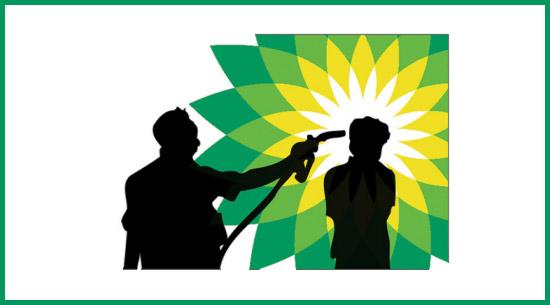 logo gas bp