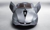 BMW Gina, carrocería flexible